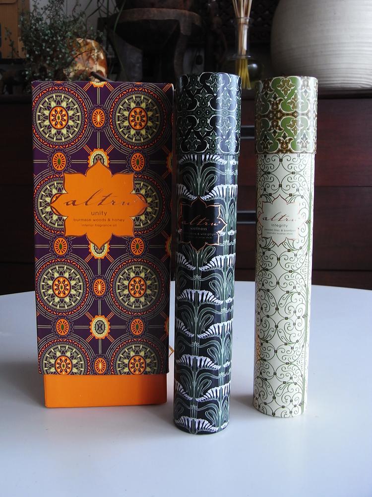 「箱も美しい、altru」 Dhdaily